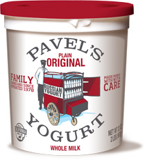 plain original yogurt