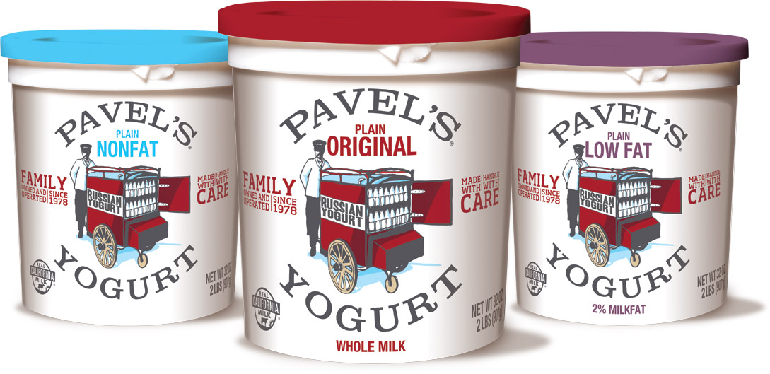 Pavel's Russian Yogurt